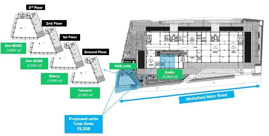 Miraya Rose II Whitefield floor plan