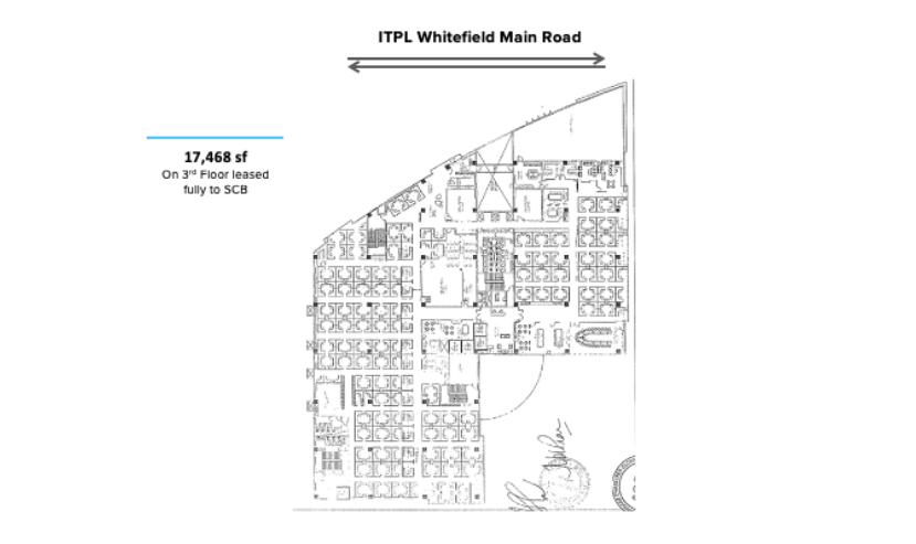 Brigade Tech Park III Whitefield floor plan