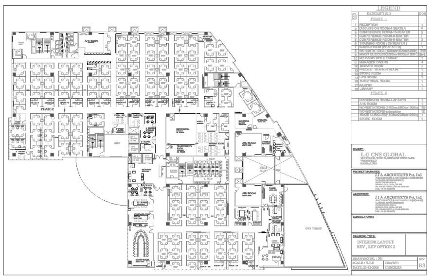 Brigade Tech Park Whitefield floor plan